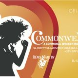 Commonwealth 17 August featuring Soulphonetics
