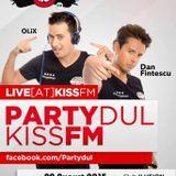 Partydul KissFM ed356 sambata part2 - ON TOUR Ilusion Club Cleja Bacau