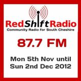 SoccerCV.com Interview on Midweek Sports Hour on RedShift Radio