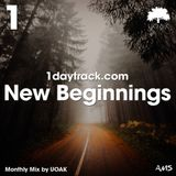 Monthly Mix January '19 | UOAK - New Beginnings | 1daytrack.com