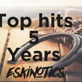 top country hits 5 yrs