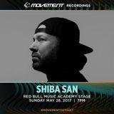 05.28.2017 - Shiba San @ Movement Fest, Detroit MI