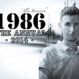 Allen Besnovich - 1986 The Annual 2014