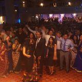 Kiran and Sonia wedding reception