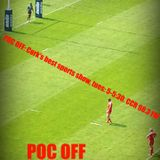 POC OFF 31/1/12: Six nations preview/UccAmericanfootball/