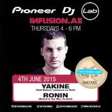 June 2015 | Yakine - Pioneer DJ Lab
