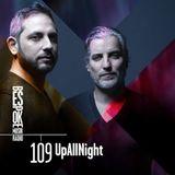 Bespoke Musik Radio 109 : UpAllNight