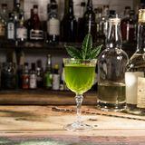 Liquid Marijuana #3 Thin Mint High
