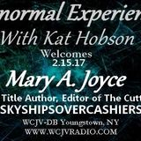Paranormal Experienced with Host Kat Hobson_20170215_Mary A. Joyce