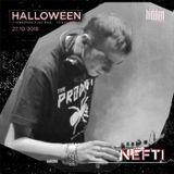 Nefti - Live @ Halloween Atmosphere Birthday Bash 27.10.2018