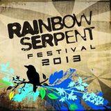 D-sens @ Rainbow Serpent Festival 2013