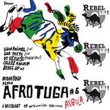 Rebel Up: special Nightshop Festa Afro Tuga - 22.10.2019
