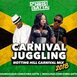 Chris Satta - Carnival Juggling 2018 - Notting Hill Carnival Mix