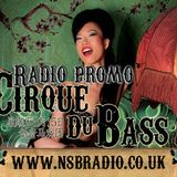 Cirque du Bass promo mix for Broken Racket Radio, Vancouver and NSB Radio UK