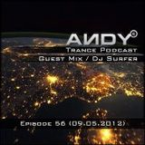 09.05.12: Dj Surfer Guest Mix (Andy Weiss Trance Podcast)