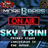 MOREBASS SHOW 16 (CHRISTMAS IN THE HOUSE.) AIRED DEC 23TH 2016 4PM (USA TIME) {5PM T&T TIME}