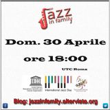 Jazz in Family - Jazz Day 30042017