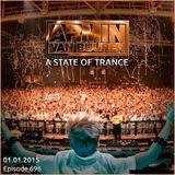 Armin Van Buuren – A State Of Trance, ASOT 696 – 01-01-2015