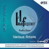 HF Radio Show #154 - Masta-B
