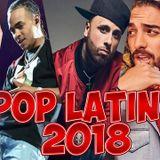 Pop Latino 2018 | Paulo Londra, Becky G, Maluma Natti Natasha, Sebastián Yatra