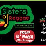 International Womens Day 2019 Part 2 Debbie Golt then Rasta Queen at  Pop Brixton