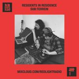 Residents in Residence: Sub:terrein 05-07-2020