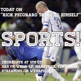 "Rick Pecoraro Talks to Himself #41 ""Sports"" - 3/30/2017"