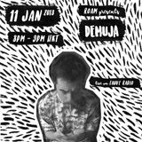 01.11.18 Fauve Radio - ROAM presents: DEMUJA