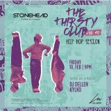 Live Mixtape at The Thirsty Club #10