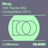 Bleep x XLR8R 100 Tracks Mix Competition Bob Rasmussen