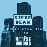 Monday Mega Mix Radio Show - 001