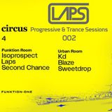 LAPS Progressive & Trance Sessions - 002 (Live @ Circus, Montreal, October 4th 2019)