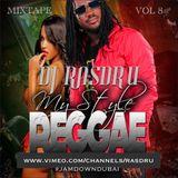 Irie Reggae Vol 8_mystyle Mixtape