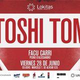 Satoshi Tomiie - Live from Lokitas, Cordoba, Argentina (28-06-2013)
