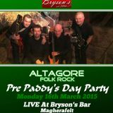Tyrone Online Radio - LIVE Outside Broadcast at Bryson's Magherafelt with Altagore