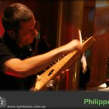 Symbiosis 92 – Philippe Petit – live improv playing/processing Electric Psalterion