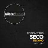 Rösten Beats Podcast 025 - Seco