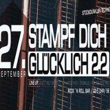 CINCINNULUS@Stampf dich glücklich-Stockdunkler Techno! 27.09.14