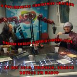 Patrick Campbell-Lyons & TimeLord Michalis on A Special Psychedelic Christmas Cracker Radio-Show