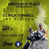 Dj Rich Tunnell - The Pig Pen Live @ Greg's: IML Sendoff Party! Part 1 of 2