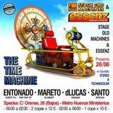 DIEGO ENTONADO@THE TIME MACHINE(26-06-2015)SPECKA/ 100%VINYLS