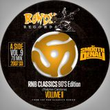 R&B CLASSICS 90'S 2 EDITION MARY J JODECI DE ANGELO HORACE BROWN TOTAL 112 FAITH EVANS BLACK STREET