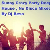 Sunny Crazy Party Deep House , Nu Disco Mixed By Dj Beso