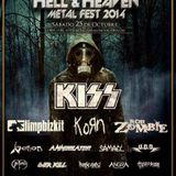 Reseña sobre el Hell and Heaven Metal Fest 2014
