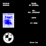 WMB Et Cetera Nr.34 - Don't Cry, Work!
