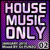 Monthly Mix 02 - January 2010