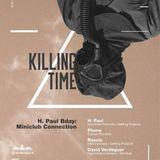 Fon @ Killing Time (18.10.13 )