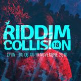 Hubwar | Live @ Riddim Collision Festival #18 | Lyon | 17.11.2016