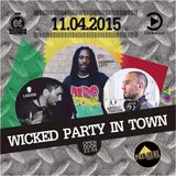 WICKED PARTY IN TOWN - ENNA MASSIVE ls JAH JAH VIBRATIONS & GENERAL LEVY PT.1