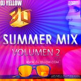 DJ YELLOW 3D SUMMER MIX VOL 2  (FEB 2013)